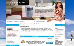 Dobry Klimat - sklep internetowy