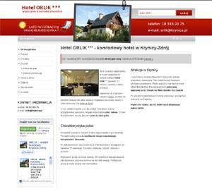 Hotel ORLIK Krynica-Zdrój