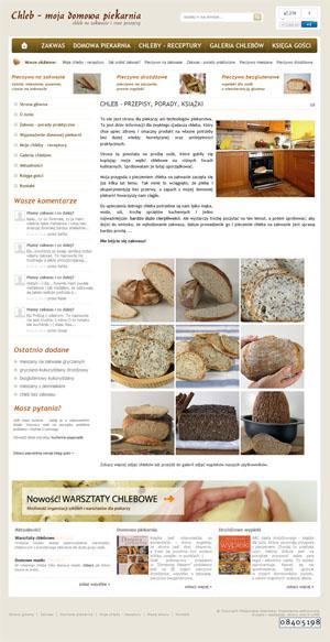 Chleb - przepisy