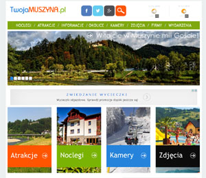 serwis informacyjny miejscowości Muszyna